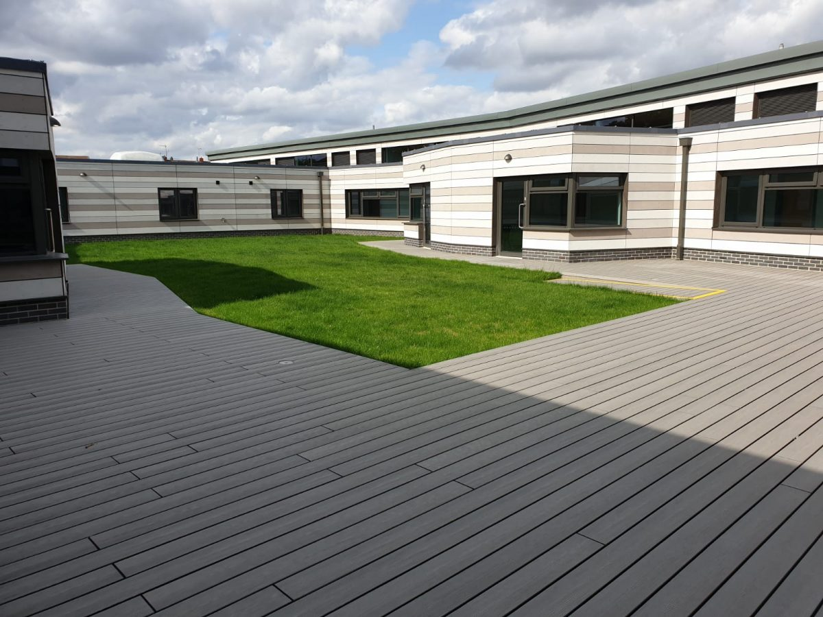 Completed Project: Eleanor Smith School  East Ham